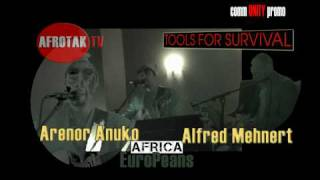 Afro Europeans ARENOR ANUKO BLACK GERMAN Music Afro Berlin Afrika Afro Deutsch Kreuzberg