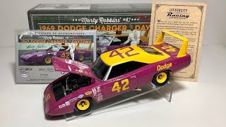 University of Racing Marty Robbins 1969 Dodge Daytona