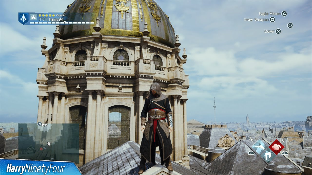 Assassin S Creed Unity Trophy Guide And Roadmap