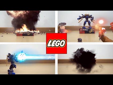 Come fare video con effetti speciali con le APP: i poteri Ninjago