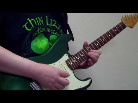 Thin Lizzy  Whiskey in the Jar Guitar