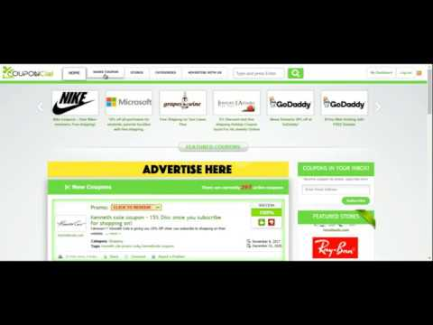 Best Coupons Publisher Website 2018