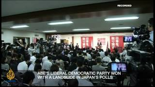 Inside Story - Where will Abe be leading Japan? thumbnail