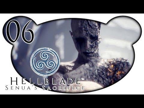 Hellblade Senua's Sacrifice #06 - Hel | Finale XXL (Let's Play Gameplay German Deutsch)