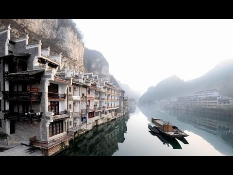 My Guizhou Journal: Day Three Zhenyuan Ancient Town & Xijiang Miao Village