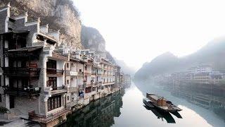 My Guizhou Journal: Day Three Zhenyuan Ancient Town & Xijiang Miao Village