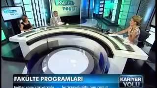 Gedik Üniversitesi - 12 Temmuz 2012 - Bugün Tv Kariyer Yolu Programı