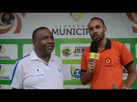 Professor Roque faz um balanço do Campeonato Municipal em Jiquiriçá