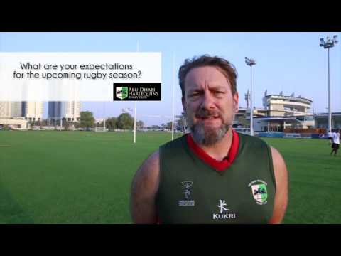 Dave McRitchie Interview- Harlequins Abu Dhabi