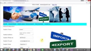 Import and Export Project in ASP.NET C#