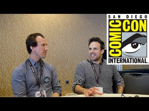SDCC 2017  GHOSTED Producers Tom Gormican & Kevin Etten