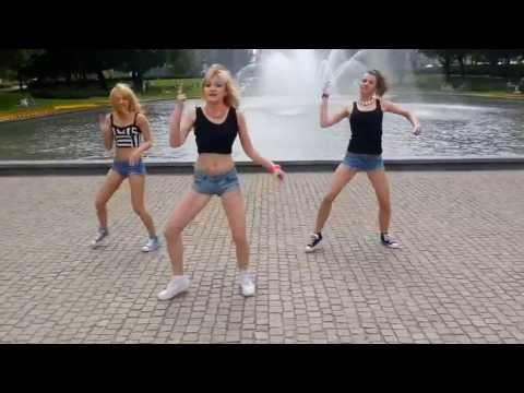 Busy Signal - Wine Pon Di Edge choreography by Zara