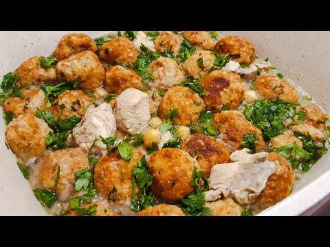 السفيرية طبق جزائري عاصمي تقليدي رائع sfiria un plat traditionnel algérien