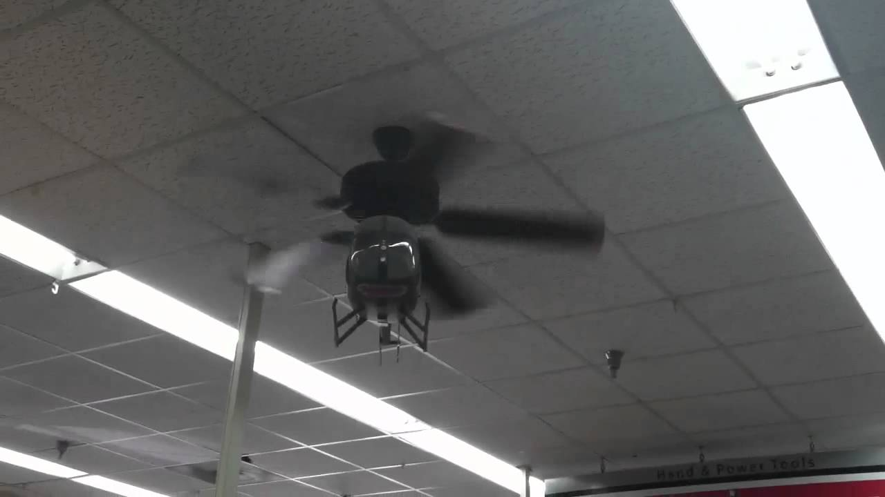 Helicopter Ceiling Fans Youtube