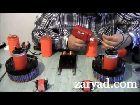 видео: Бестопливный генератор Хендершота Анонс