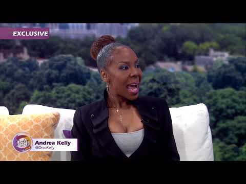Sister Circle Live | Andrea Kelly FULL INTERVIEW Pt. 2
