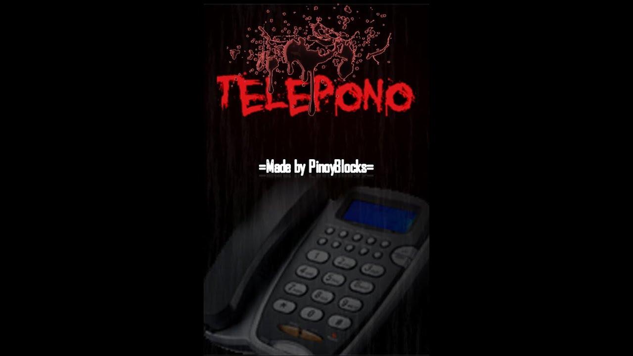 Telepono Wattpad Trailer (Filipino Version)