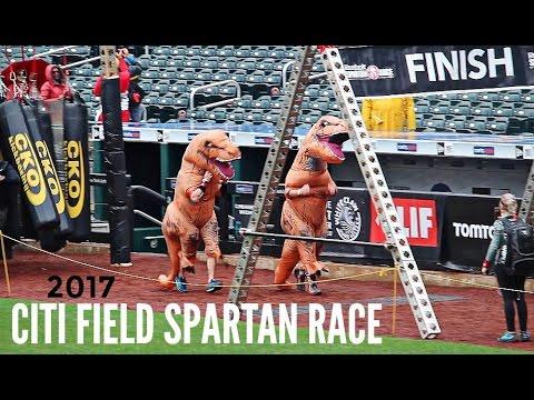 CITI FIELD SPARTAN RACE - New York 2017