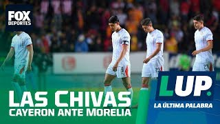LUP: Los jugadores de Chivas piden disculpas