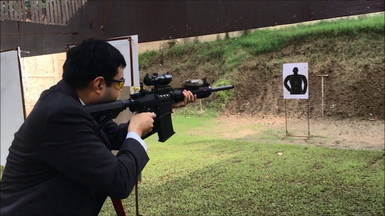 First day with UTAS XTR-12