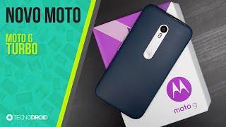 CONFIRA! Motorola lança o Moto G Turbo Edition no Brasil