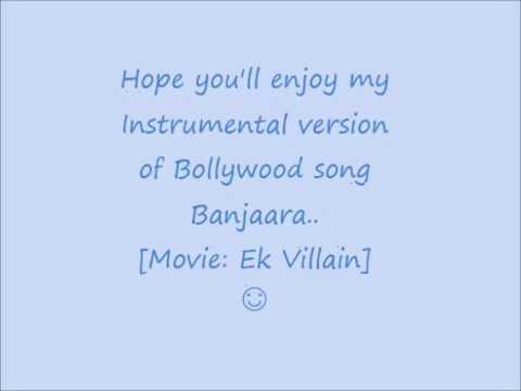 Banjaara - Instrumental cover by Meet Vora