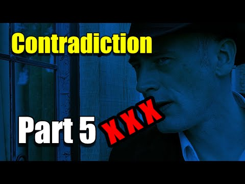 Contradiction - Part 5: XXX Dvd?