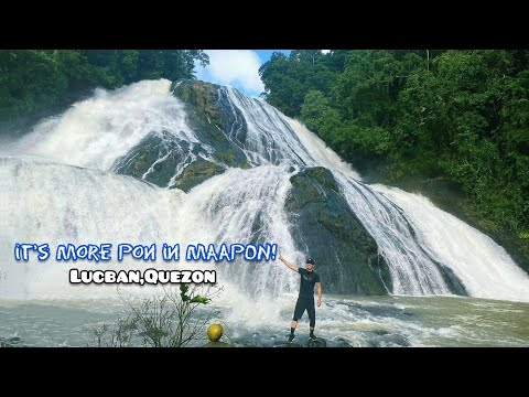 Paano pumunta sa Maapon Falls | Lucban Quezon | It's More Pon in Maapon