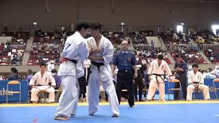 2018年12月24日、横浜文化体育館にて開催された第23回全関東空手道選手...