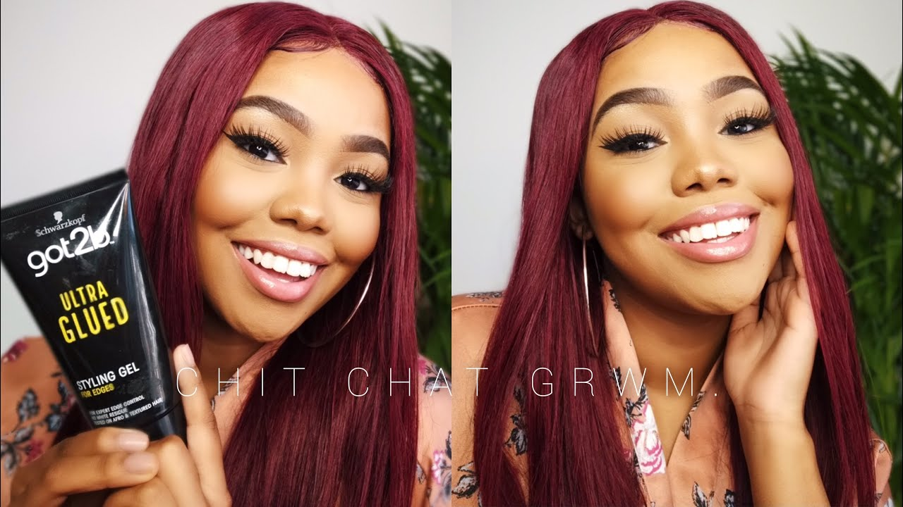 CHIT-CHAT GRWM ft. @Got2B + GIVEAWAY! | Landzy Gama