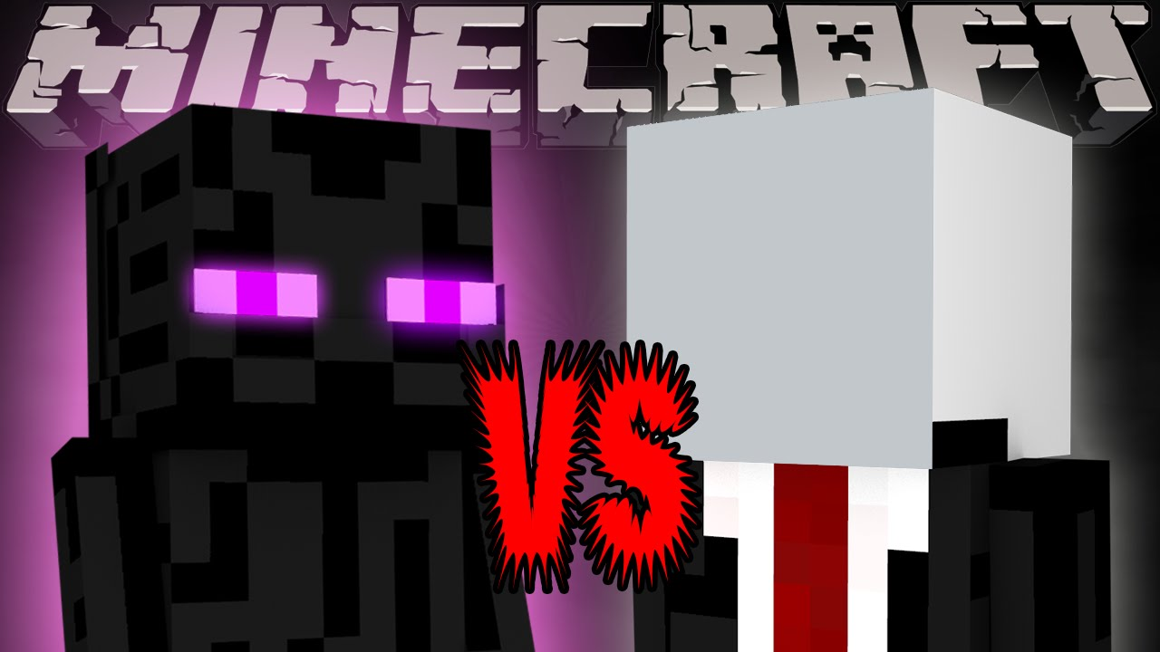 enderman vs slenderman doovi
