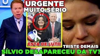 Triste noticia da jornalista Fabiola Reipert e Bruna Marquezine... Silvio Santos se afastou de vez?