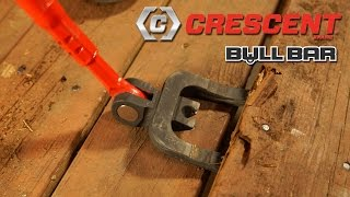 Bull Bar™ By Crescent® - How To Dismantle Decks And Pallets
