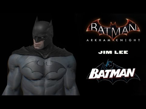 SKIN; Batman; Arkham Knight; Jim Lee Hush Batsuit
