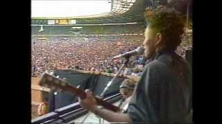 Tracy Chapman Fast Car Wembley 1988