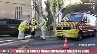 Le 18:18 - Covid-19 : Marseille sous la menace du variant anglais