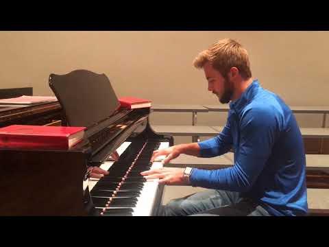 Michigan Lutheran Seminary QB Max Nordlie performs his 'opus'