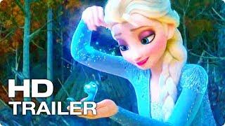 ХОЛОДНОЕ СЕРДЦЕ 2 Русский Трейлер Вновь За Горизонт (2019) Мультфильм, The Walt Disney