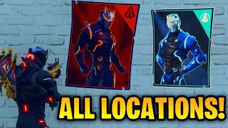 Download Fortnite Spray Over Different Carbide Or Omega Posters All