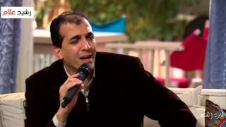 قارئة الفنجان بصوت رشيد غلام من برنامج صولا 2013 HD