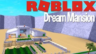 The Biggest Mansion Money Can Buy In Roblox!!!