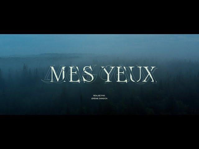 Alex Nevsky - Mes yeux (Vidéoclip officiel)