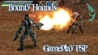 Bounty Hounds - Gameplay - English - PSP