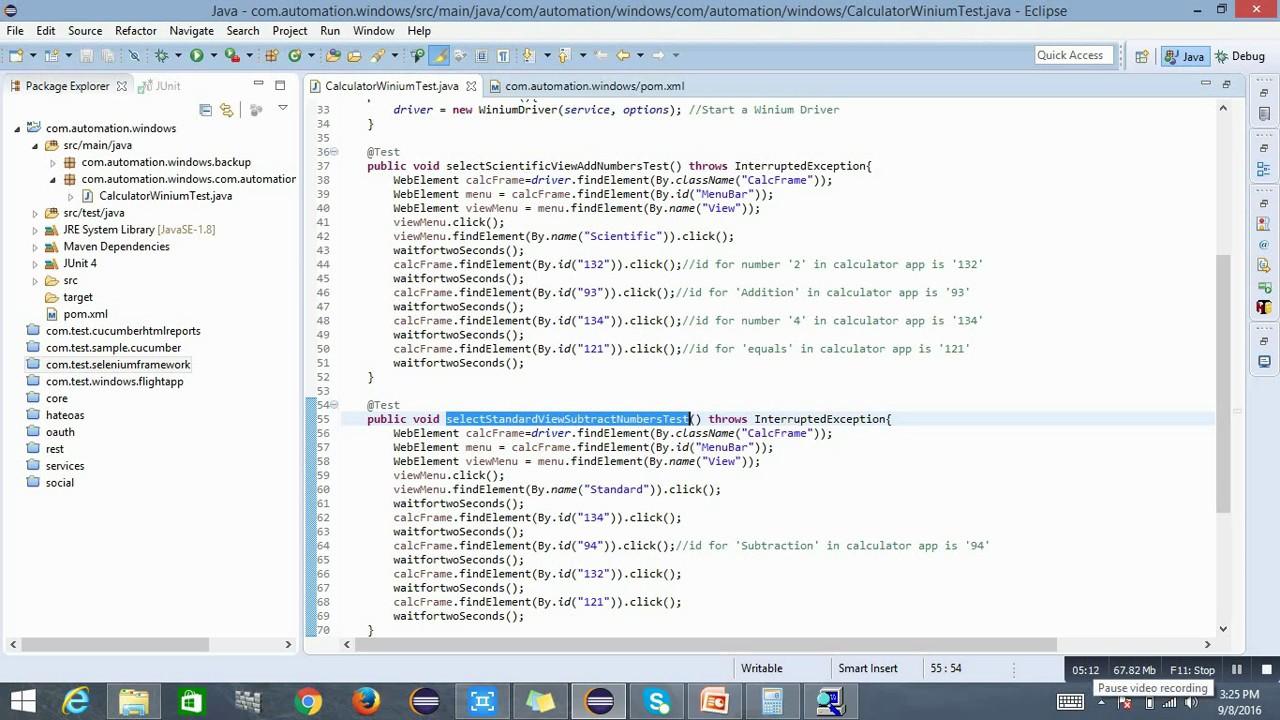 Windows Object Inspector