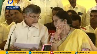 ChandraBabu Meet With Party Leaders And MLA's | On Sand Issue
