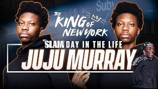 Juju Murray is Lil Uzi39s Favorite Player Meet NYC39s Finest   SLAM Day in the Life