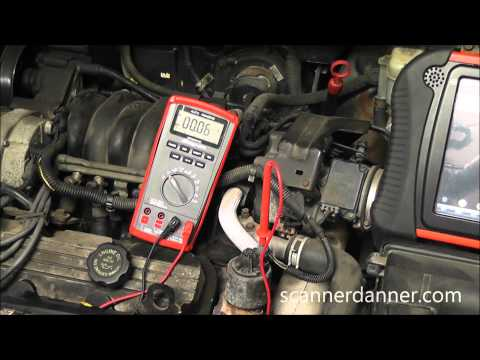 how to test an electronic egr valve (gm p1406 case study) - youtube  youtube
