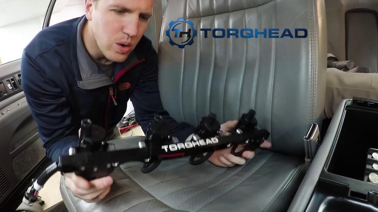 Impala Project: Torqhead Installation - Coil Packs & Hub