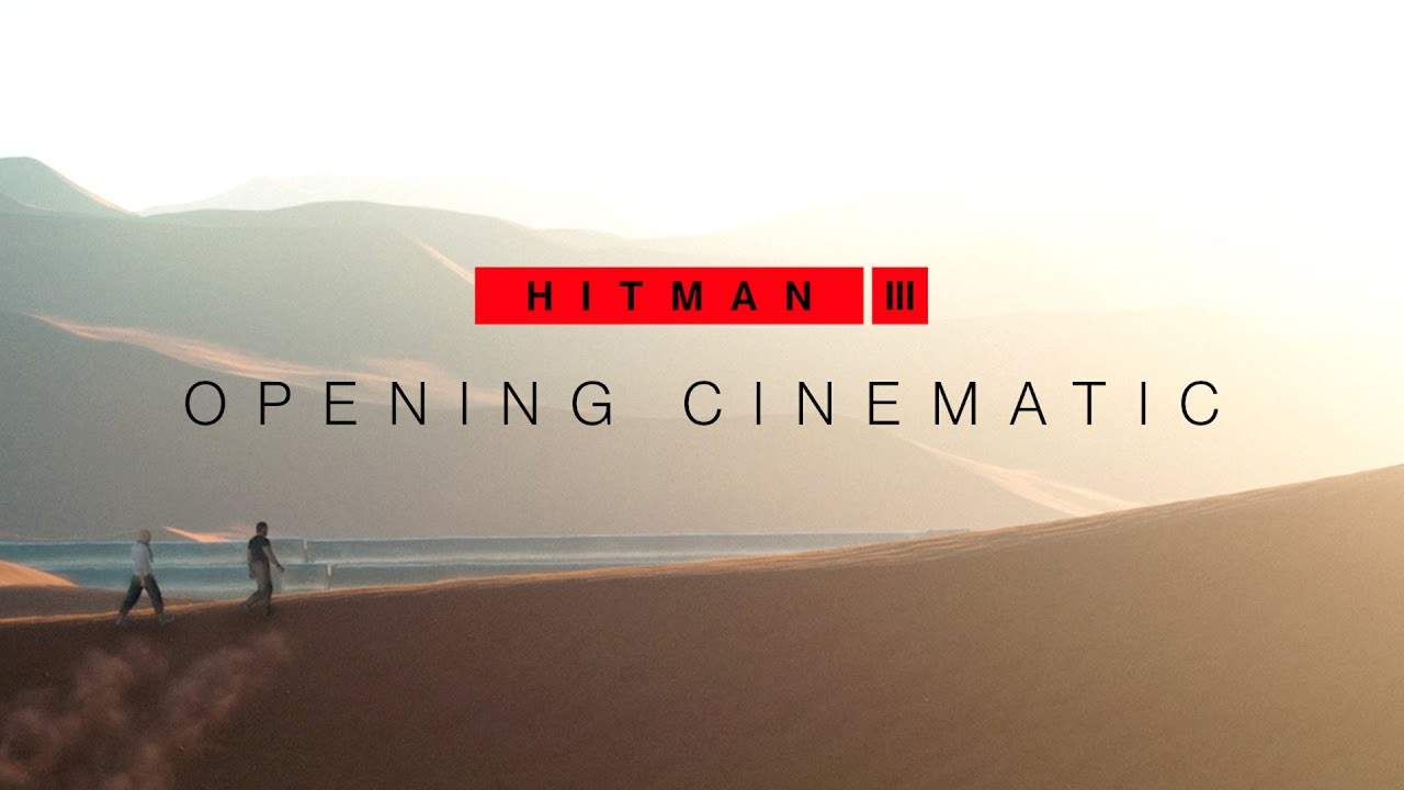 The 'Hitman 3' Opening Cinematic Reunites Agent 47 and Lucas Grey