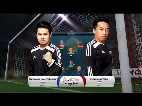 Asian Cup 2015 - นัดชิงอันดับ 3 -  Thailand vs Indonesia 3/3